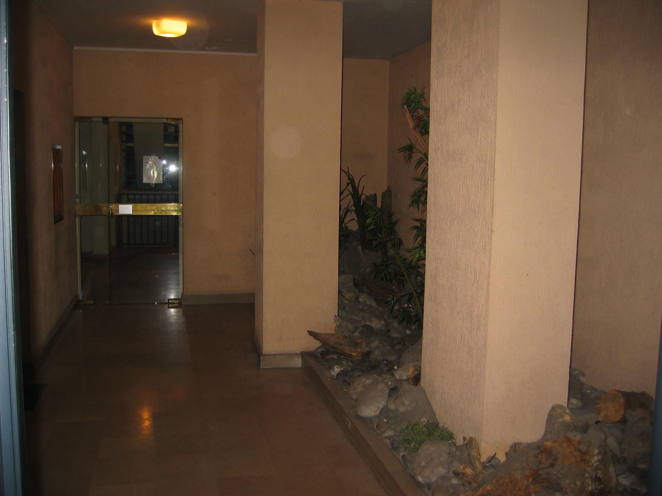 Hall de residence - Valerie Jacquart 1