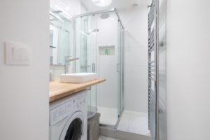 agrandissement salle de bain a paris