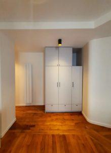 amenagement d'un vestiaire dans un appartement