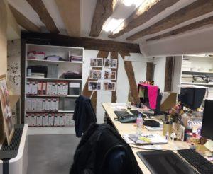 creation espaces bureaux